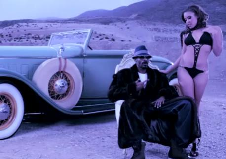 snoop with video vixen