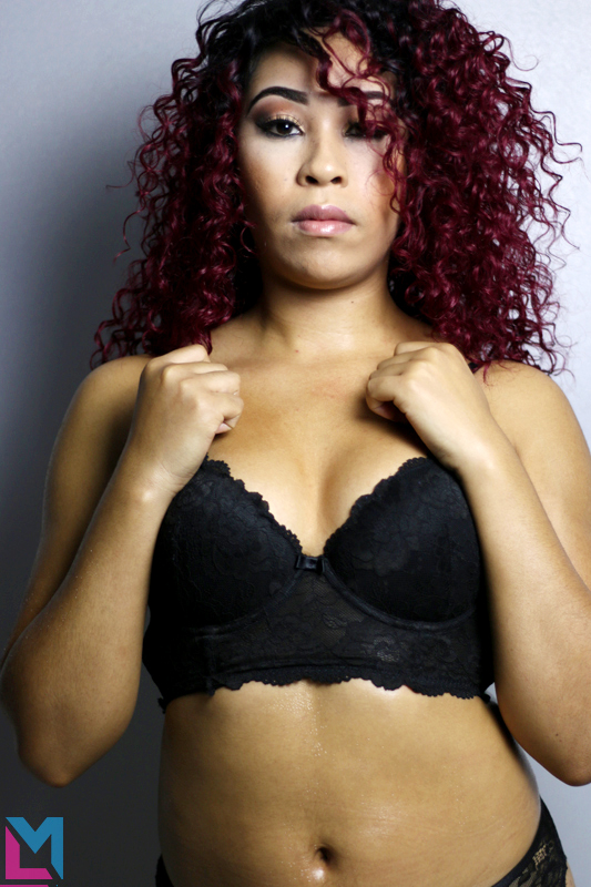 shannon red hair model